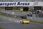 #4 PK Carsport Corvette C6R: Mike Hezemans, Anthony Kumpen takes the checkered flag