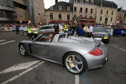 Bell & Ross Supercars: Porsche Carrera GT
