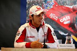 Niccolo Canepa, Pramac Racing visits TT Assen track and museum
