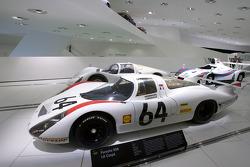 1969 保时捷908 LH Coupe_