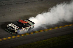 Dale Earnhardt Jr., Hendrick Motorsports Chevrolet involved in the wreck