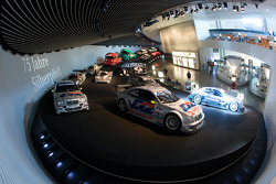 Silver arrows: DTM cars
