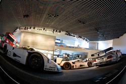 Silver arrows: 1990 Sauber-Mercedes C 11 Group C racing sports car