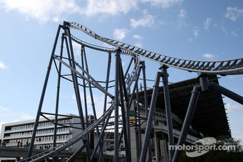 Rollercoaster, New development and facilities around the Nurburgring
