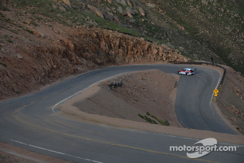 Marcus Gronholm negotiates a hairpin during Wednesday practice