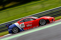 #55 CRS Racing Ferrari F430: Chris Niarchos, Tim Mullen, Phil Quaife, Chris Goodwin