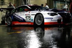 #175 M. P. Racing Sport Garage BMW Alpina B6 GT3: Michael Petit, Valentin Hummel, Luc Paillard, Armand Fumal