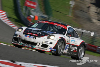 #161 Prospeed Competition Porsche 911 GT3 Cup S: Niki Lanik, Markus Palttala, Oskar Slingerland, David Loix