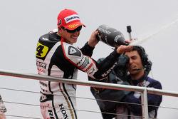 Podium: third place Randy De Puniet, LCR Honda MotoGP