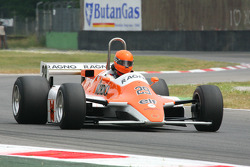 Hubertus Bahlsen, Arrows A4