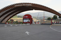 Mugello entrance
