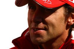 Luca Badoer Scuderia Ferrari