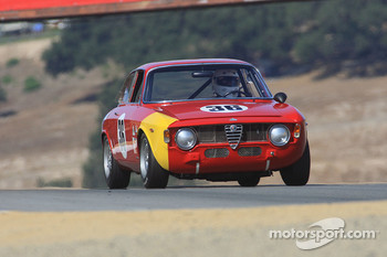 William Morris, 1966 Alfa Romeo GTA
