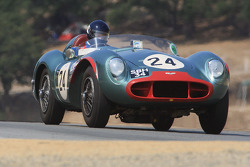 William I'Anson, 1956/59 Aston Martin