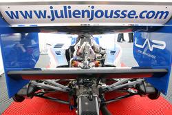 Car of Julien Jousse