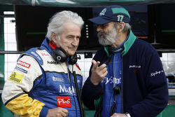 Hugues de Chaunac and Henri Pescarolo