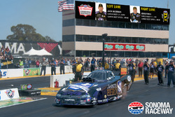 Sonoma Raceway LED displays announcement