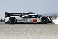 Porsche 919 Hybrid unveil