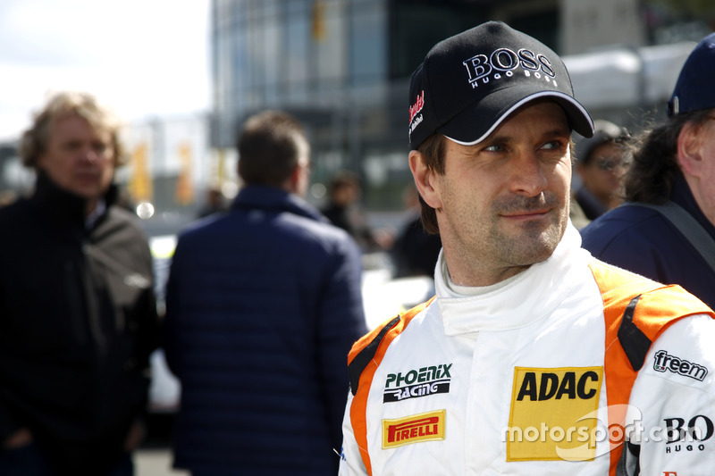 #15 Phoenix Racing, Audi R8 LMS: Markus Winkelhock