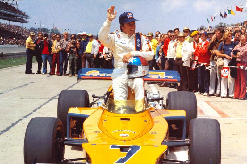 1974: Johnny Rutherford und der Indy-Sonntag