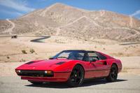 Prodotto Foto - Ferrari 308 GTS elettrica