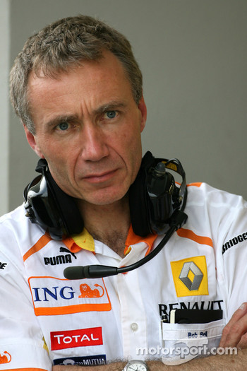 Bob Bell, Renault F1 Team, Team's managing director