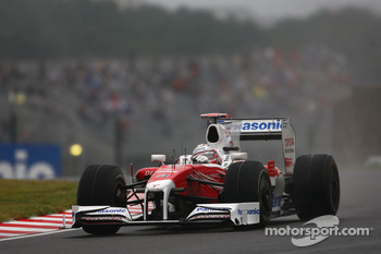 Jarno Trulli, Toyota F1 Team
