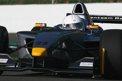 #23 Carlos Antunes Tavares, Clementeam Racing, Dallara Nissan 3.5 V6