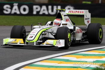 Rubens Barrichello, BrawnGP