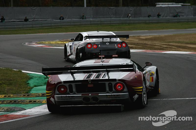 #40 Marc VDS Racing Team Ford GT: Bas Leinders, Renaud Kuppens
