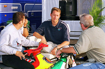 Greg Moore and Paul Tracy discuss