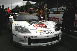 #19 Luc Alphand Aventures Corvette C6R