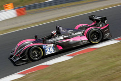 #24 Oak Racing Pescarolo - Mazda: Jacques Nicolet, Richard Hein, Matthieu Lahaye