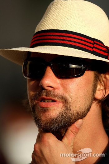 Jay Kay, from Jamiroquai