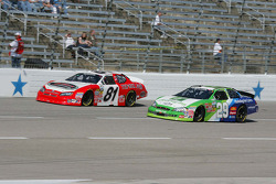Bobby Hillin Jr. and Casey Mears