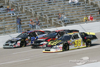 Eric McClure, Robert Richarson Jr. and Josh Wise