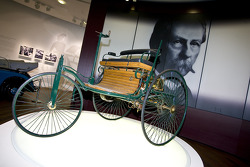 Benz Patent Motorwagen built in 1885