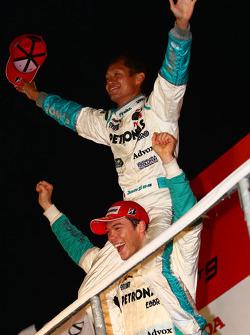 Juichi Wakisaka, Andre Lotterer