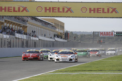 Ferrari Challenge: FCE and FCNA race 2