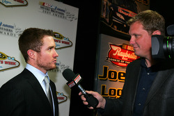 Myers Brothers Awards: Brian Vickers, Red Bull Racing Team Toyota