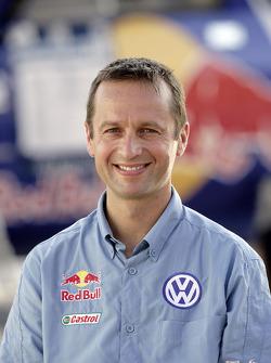 Volkswagen Motorsport: Rainer Fleischmann