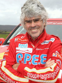 driver Jean-Pierre Strugo