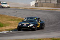 1999 Mazda Miata E2: John Teague