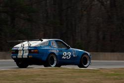1985 Porsche 944t: Patrick Clifford