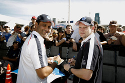 Nasser Al Attiyah and Timo Gottschalk