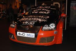 AMD's 2010 BTCC Golf