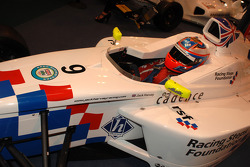 Racing Steps Foundation Formula BMW Car