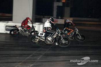 Bike Racing in Live Action Arena