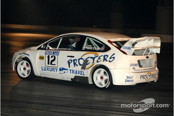 Kevin Proctor's Rally Cross Ford Focus