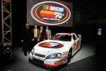 NASCAR Steve Williams, Bob Duval, Richard Buck and George Silbermann